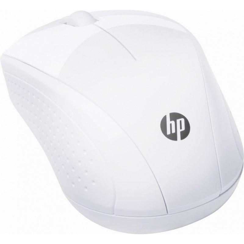 Беспроводная мышь HP Wireless Mouse 220 White (7KX12AA)