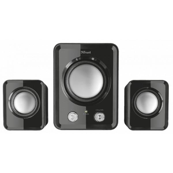 Kompüter akustikası Trust Ziva Compact 2.1 Speaker Set (21525)