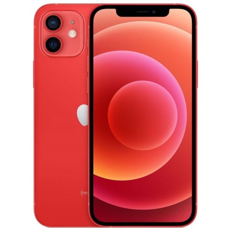 Telefon iPhone 12 64GB Red