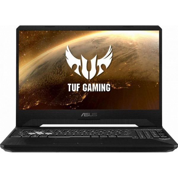 Noutbuk Asus Gaming TUF FX505GT-HN132 15.6/i7-9750H/8GB/SSD 512GB/GTX 1650 4GB/DOS/Black