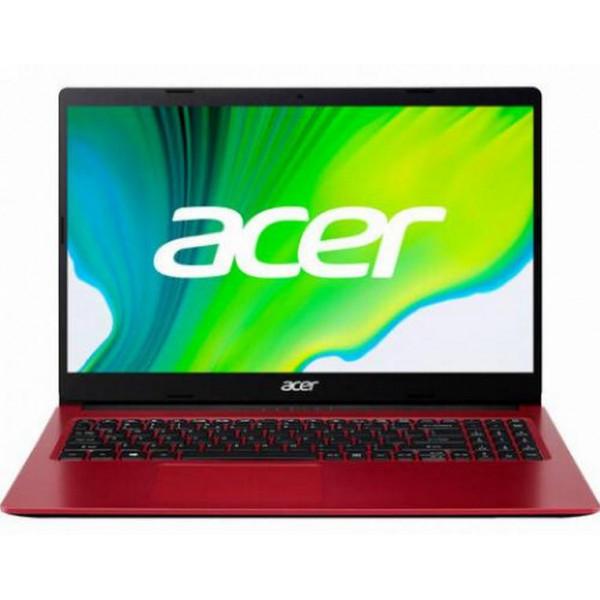 Noutbuk Acer A315-34 15.6/N4000/4GB/500GB/Red (NX.HGAER.001)
