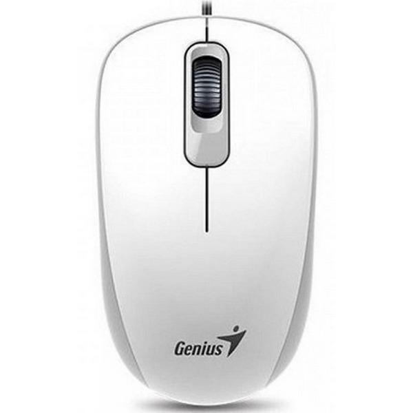 Siçan Genius Mouse DX-110 USB White