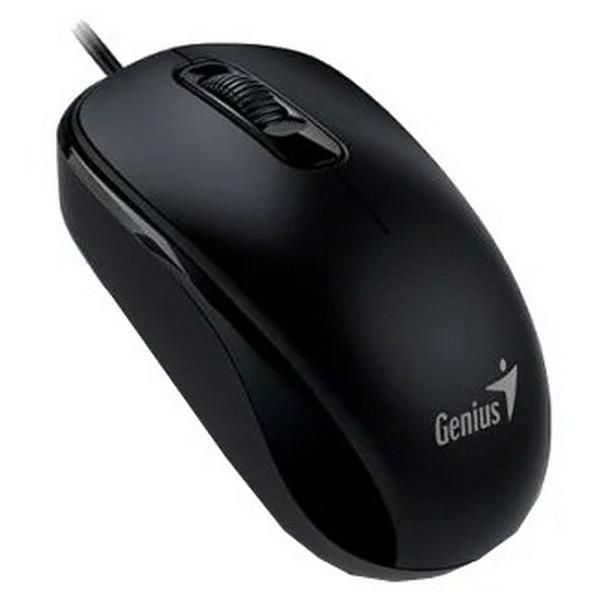 Siçan Genius Mouse DX-110 USB Black