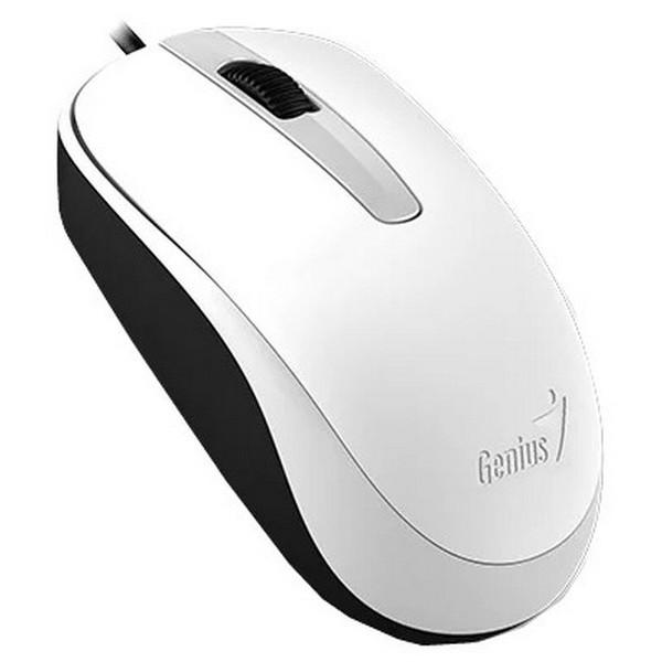 Siçan Genius Mouse DX-120 USB White