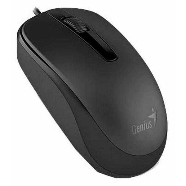 Siçan Genius Mouse DX-120 USB Black