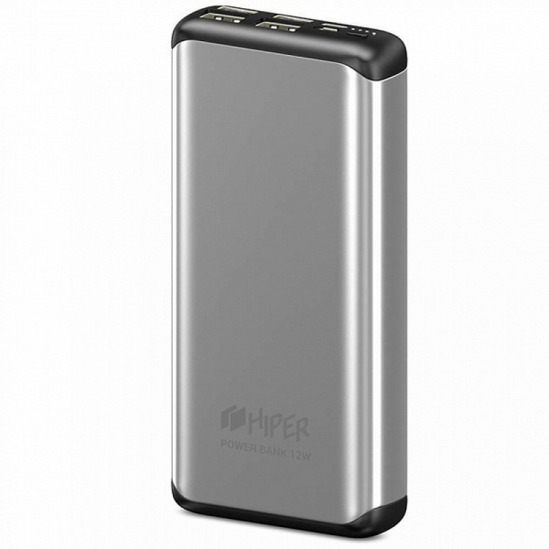 Portativ enerji yığma cihazı (Power Bank) HIPER Power Bank MS20000 Silver